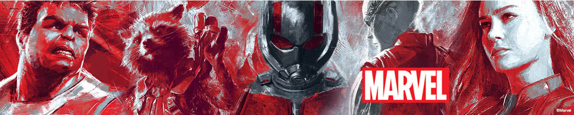 Marvel paintings – eye-catchers for your own home