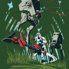 Star Wars Classic Vector Endor
