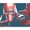Star Wars Faces Kylo