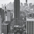 NYC black and white
