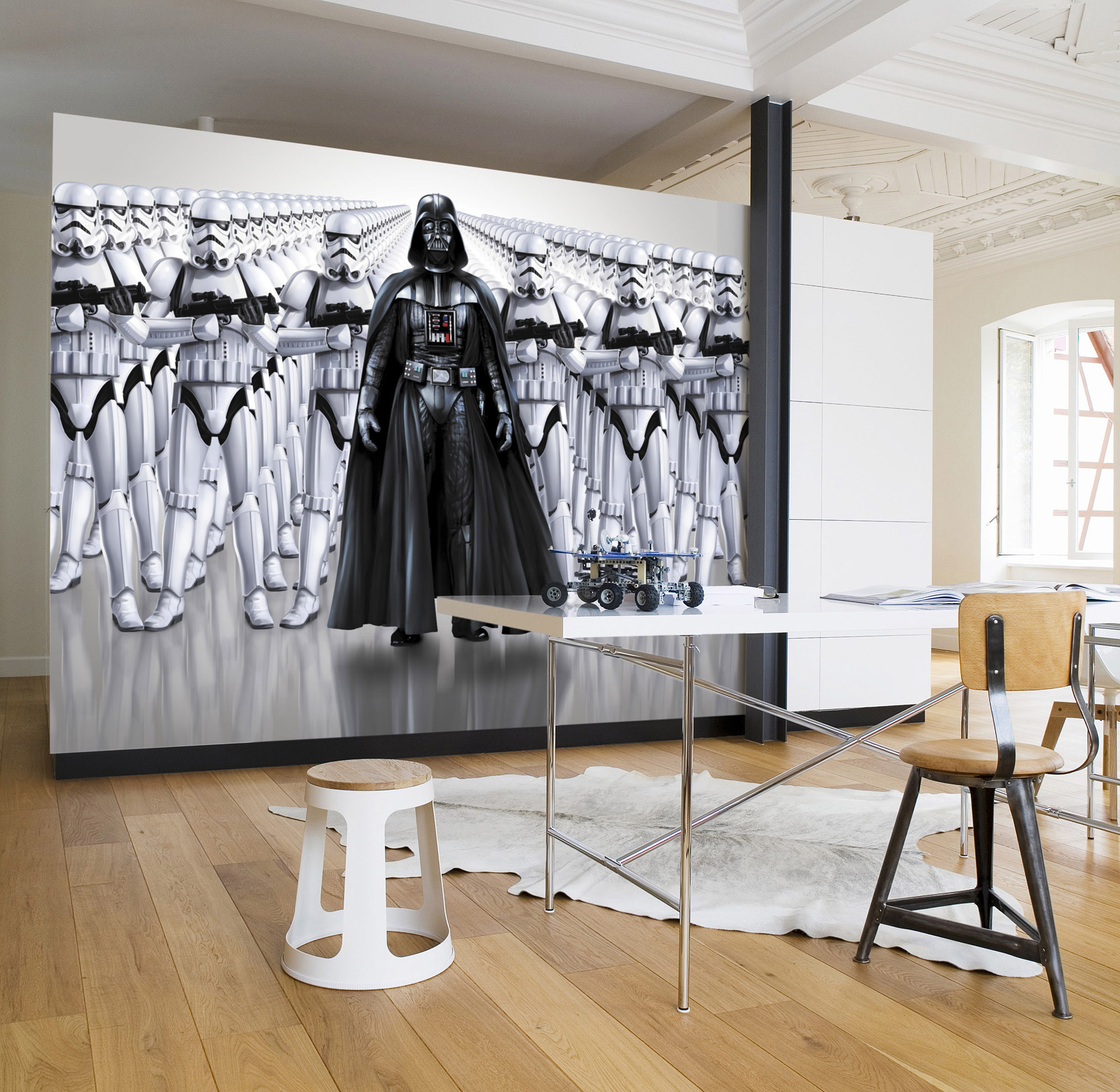 """Wall mural """"Star Wars Imperial Force"""