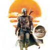 Star Wars Mandalorian The Child Trading Card