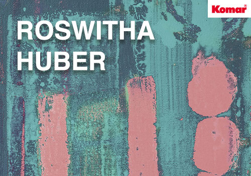 Interview with Roswitha Huber about mural art and its impact on a room