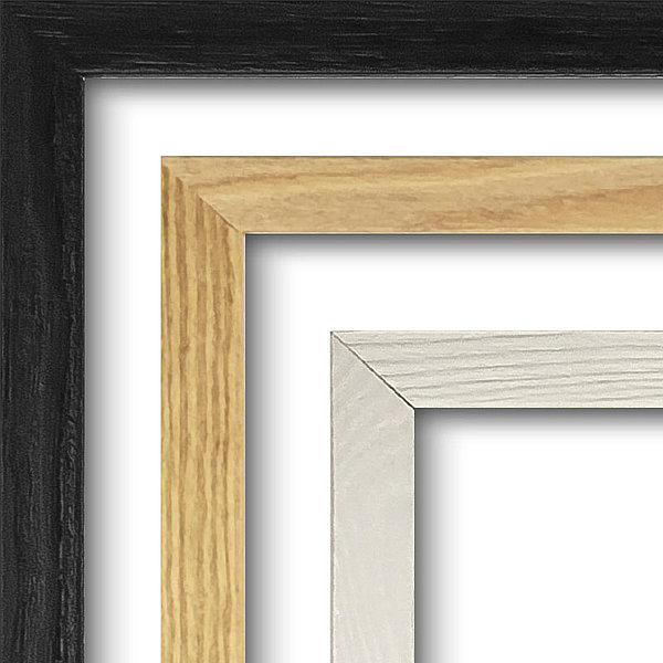 Real-Wood Frames