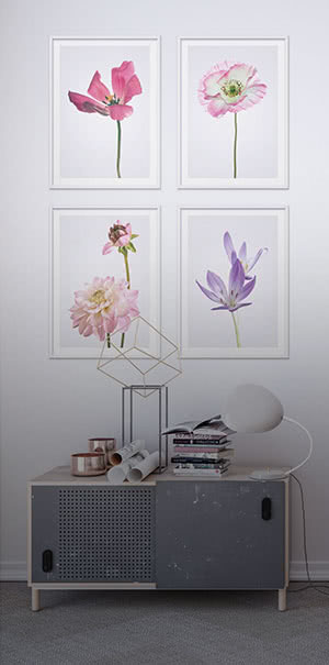 Go to Flower Posters