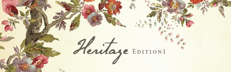 Heritage Edition 1 - When walls tell stories