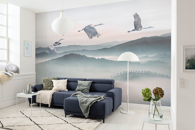 A wall decal for every living room