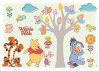 """Sticker """"Winnie the Pooh Nature Lovers"""" in Hülse"""