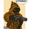 Star Wars Classic Comic Quote Java