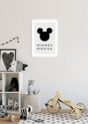 Mickey Mouse Silhouette