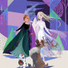 Frozen Abstract Arendelle