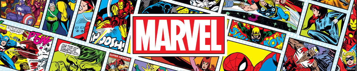Marvel Comic Fototapeten - Allzeit bereit
