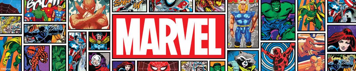 Marvel Retro Fototapeten - Voll im Trend