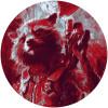 Avengers Painting Rocket Raccoon