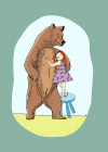 Lili and Bear