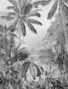 Lac Tropical Black & White