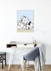 101 Dalmatiner Cuddle