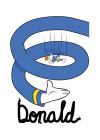 Donald Duck Spiral