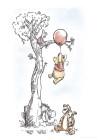 Winnie Pooh Hang on