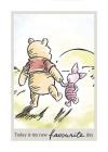 Winnie Pooh Today