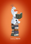 Frozen Olaf Reading