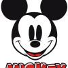 Mickey Smile XXL