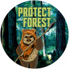 Star Wars Protect the Forest