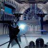 Star Wars Classic RMQ Duell Throneroom