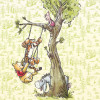 Winnie the Pooh in the Wood