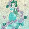 Jasmin Pale Flowers