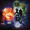 Star Wars Classic Poster Collage