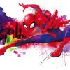 Spider-Man Graffiti Art