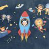 Friends in Space