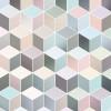 Cubes Pastel