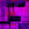 Liquids Dripping pink-blue