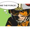 Star Wars Classic Comic Quote Luke