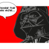 Star Wars Classic Comic Quote Vader