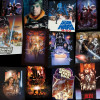 Star Wars Posters Collage