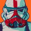 Star Wars Mandalorian Pop Art Stormtrooper