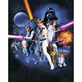 Star Wars Poster Classic 1