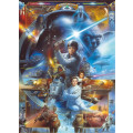 Star Wars Luke Skywalker Collage