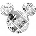 Mickey Head Comic Cartoon