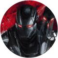 Avengers Painting War-Machine