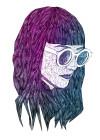 Grid Violet