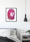 Grid Pink