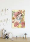 Snow White Flowers