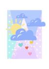 Winnie Pooh Clouds