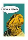 Star Wars Classic Comic Quote Ackbar