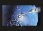 Star Wars Classic RMQ Death Star Attack