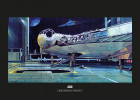 Star Wars Classic RMQ Falcon Hangar